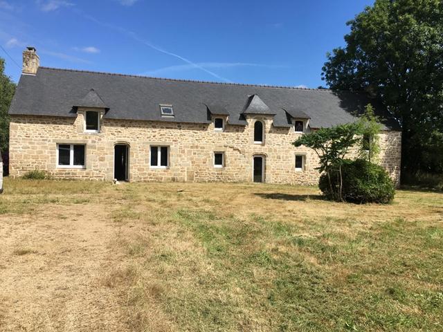 Vente  maison Kervignac - 8 chambres - 266 m²