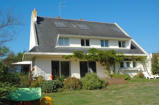 Vente  maison Ploemeur - 8 chambres - 283 m²