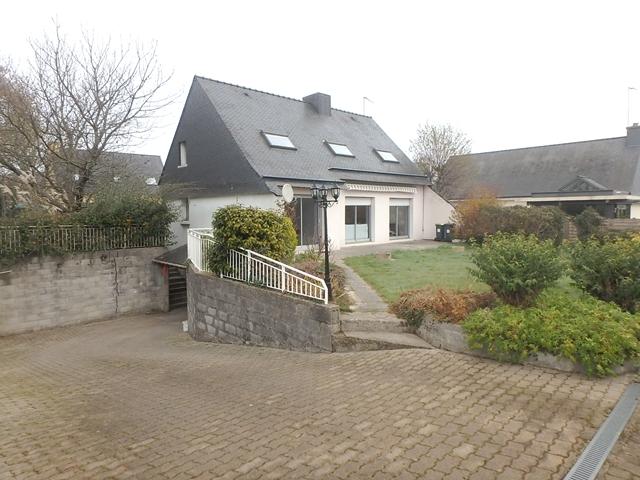Vente  maison Lanester - 4 chambres - 126 m²