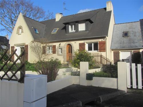 Vente  maison Lanester - 6 chambres - 160 m²