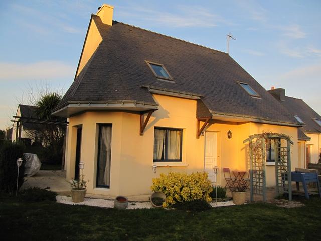 Vente  maison Hennebont - 4 chambres - 107 m²