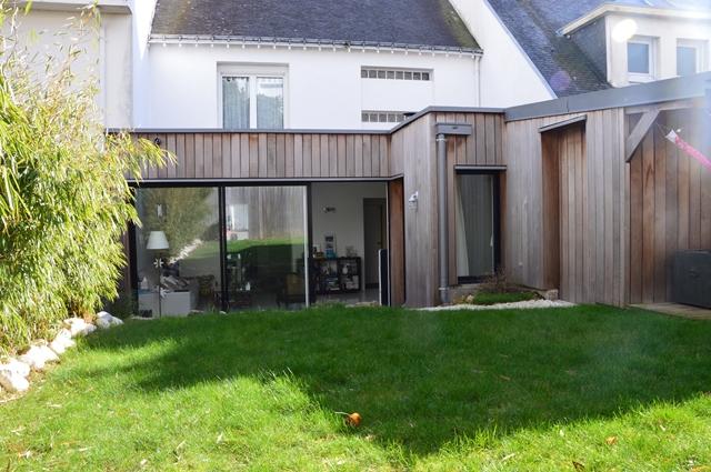 Vente  maison Lorient - 4 chambres - 105 m²