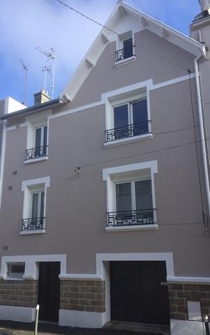Vente  maison Lorient - 4 chambres - 190 m²