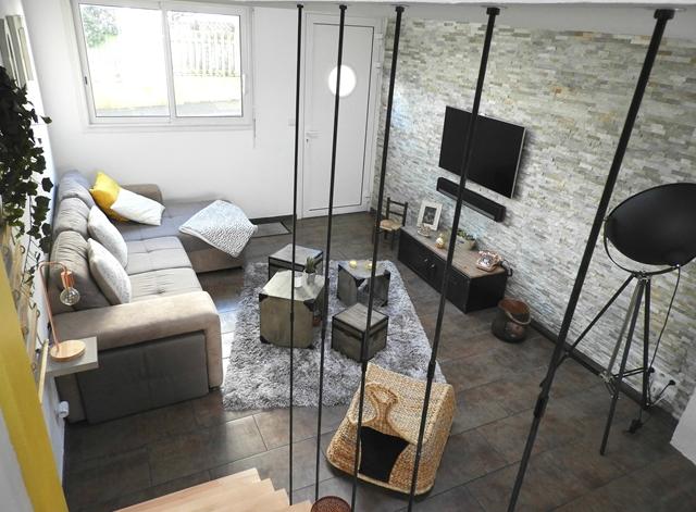 Vente  appartement Lorient - 2 chambres - 74 m²