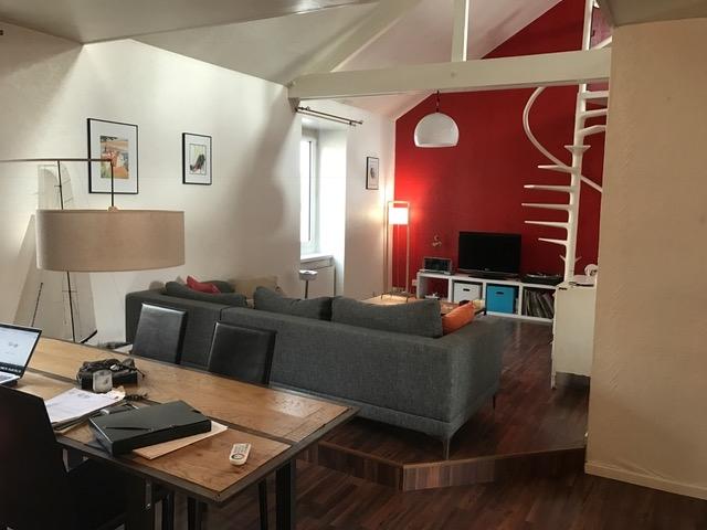 Vente  appartement Lorient - 2 chambres - 84 m²