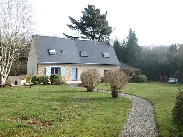 Vente  maison Caudan - 4 chambres/5 possibles - 156 m²
