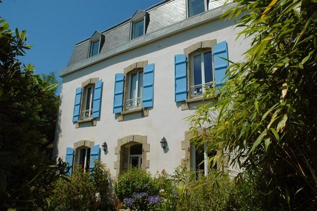 Vente  maison Ploemeur - 6 chambres/8 possibles - 270 m²