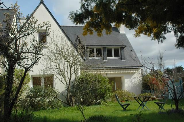 Vente  maison Larmor-Plage - 5 chambres - 154 m²