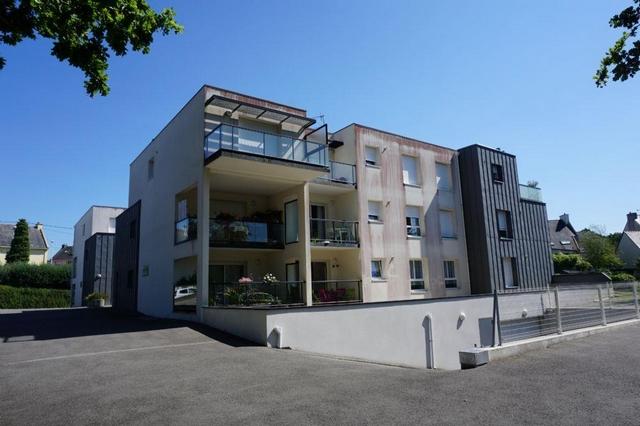 Vente  appartement Ploemeur - 2 chambres - 67 m²