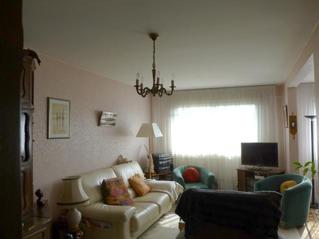 Vente  appartement Lorient - 4 chambres - 108 m²