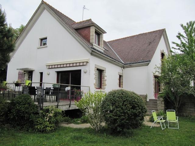 Vente  maison Hennebont - 5 chambres/7 possibles - 360 m²