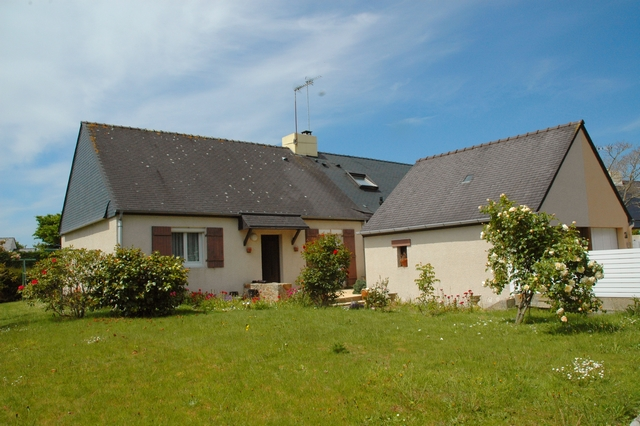 Vente  maison Ploemeur - 2 chambres - 75 m²