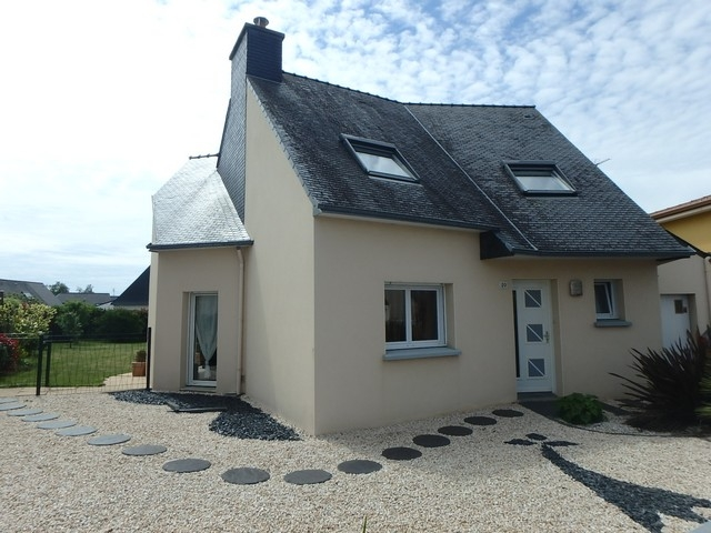 Vente  maison Lanester - 4 chambres - 118 m²