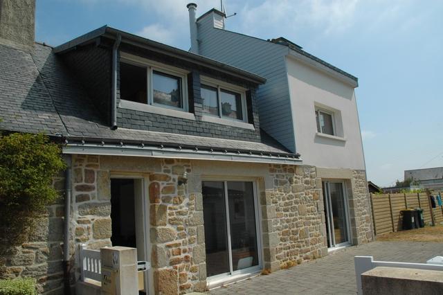 Vente  maison Ploemeur - 4 chambres - 89 m²