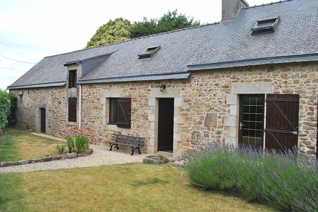 Vente  maison Pont-Scorff - 5 chambres - 136 m²