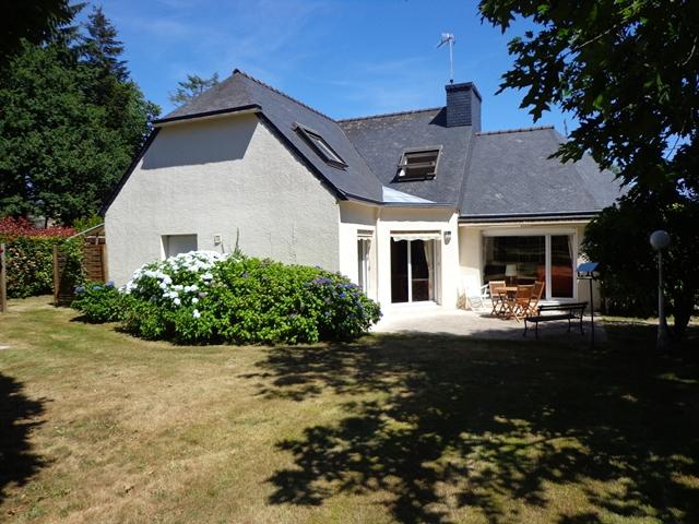 Vente  maison Kervignac - 4 chambres - 126 m²