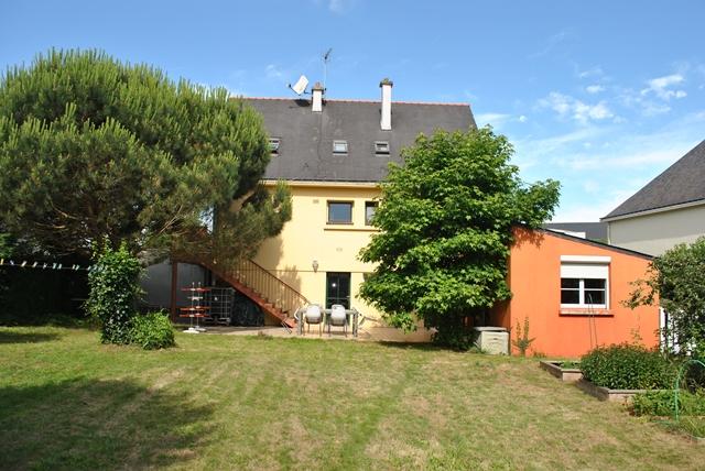 Vente  maison Guidel - 4 chambres/6 possibles - 194 m²