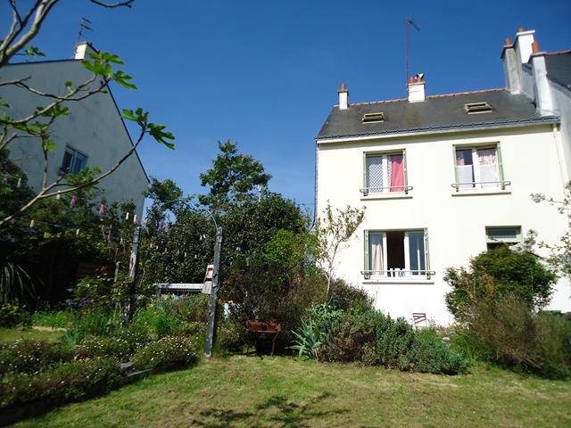 Vente  maison Lorient - 4 chambres/5 possibles - 97 m²