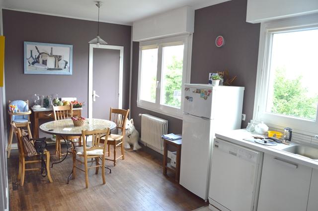 Vente  maison Lorient - 3 chambres - 102 m²