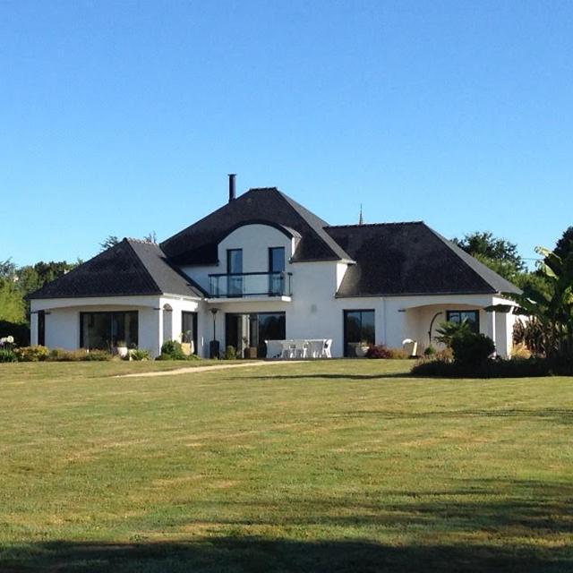 Vente  maison Vallée du Scorff - 4 chambres - 173 m²