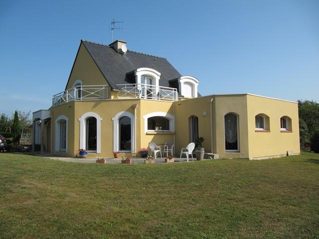 Vente  maison Cleguer - 5 chambres - 200 m²