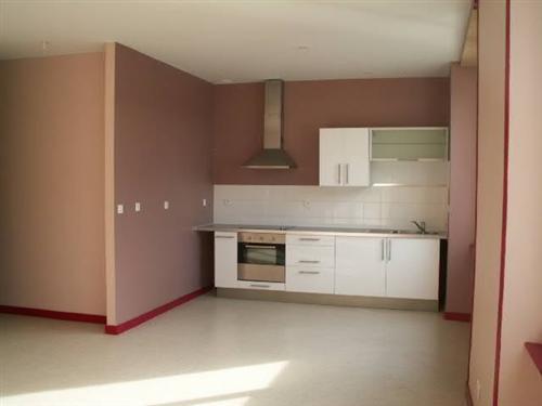 Vente  appartement Hennebont - 2 chambres - 69 m²