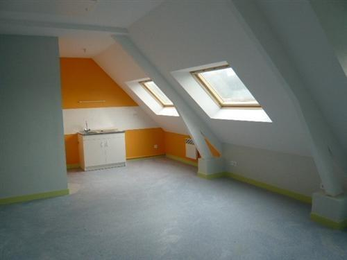 Vente  appartement Hennebont - 2 chambres/3 possibles - 51 m²