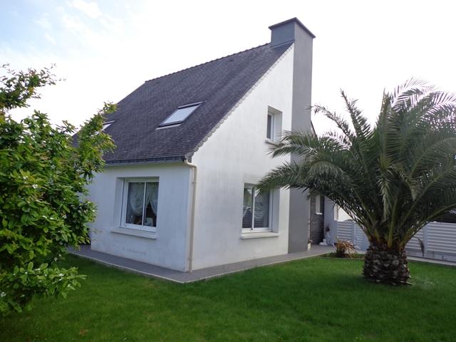 Vente  maison Lanester - 4 chambres - 143 m²