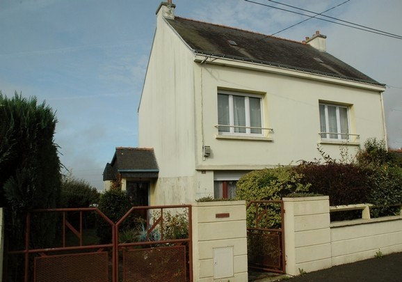 Vente  maison Lanester - 4 chambres/6 possibles - 118 m²