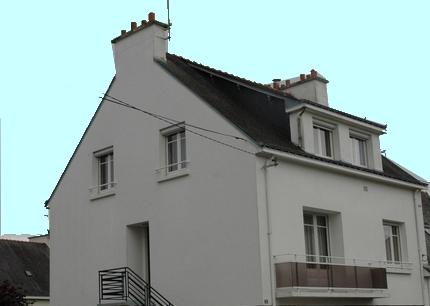 Vente  maison Lorient - 4 chambres/5 possibles - 155 m²