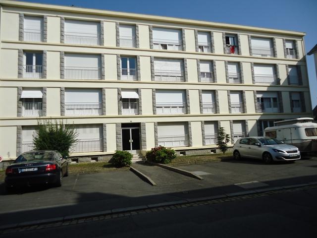 Vente  appartement Lorient - 2 chambres - 76 m²