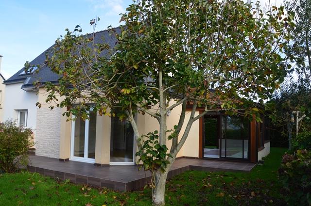 Vente  maison Lorient - 4 chambres - 116 m²