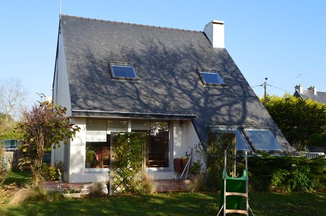 Vente  maison Ploemeur - 3 chambres - 86 m²