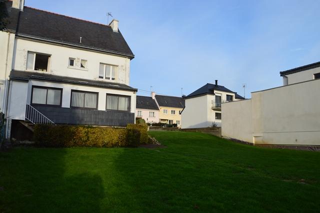 Vente  maison Locmiquelic - 3 chambres - 91 m²
