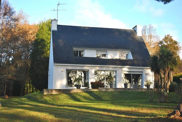 Vente  maison Guidel - 4 chambres - 136 m²