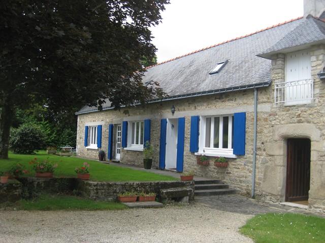 Vente  maison Cleguer - 4 chambres/5 possibles - 169 m²