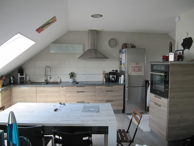Vente  appartement Lanester - 2 chambres - 50 m²