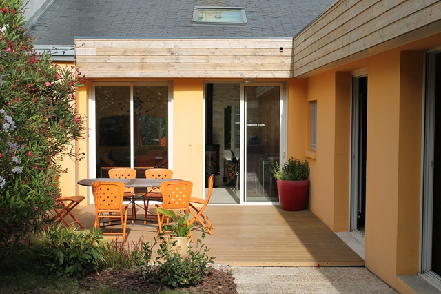 maison vendre lorient 3 chambres 84 m2. Black Bedroom Furniture Sets. Home Design Ideas