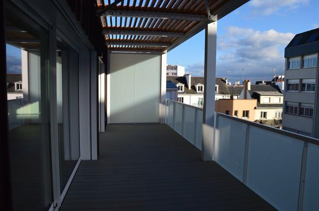 Vente  appartement Lorient - 2 chambres - 94 m²