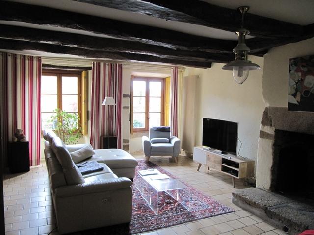Vente  maison Hennebont - 3 chambres/4 possibles - 183 m²