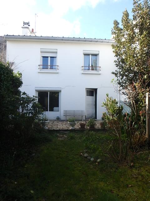 Vente  maison Lorient - 3 chambres - 87 m²