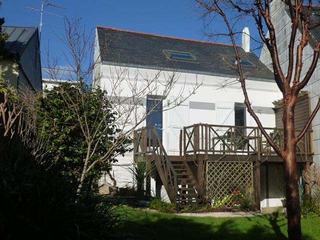 Vente  maison Lorient - 3 chambres - 95 m²