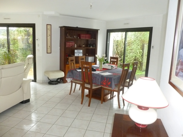 Vente  maison Lorient - 4 chambres/6 possibles - 149 m²
