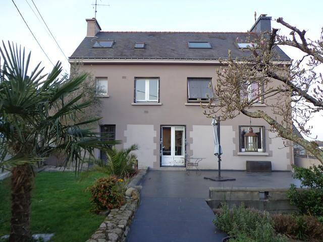 Vente  maison Inzinzac-Lochrist - 5 chambres/6 possibles - 158 m²