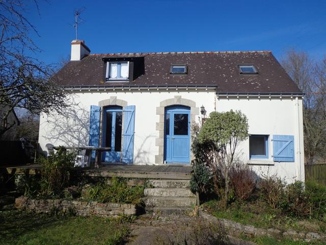Vente  maison Lanester - 3 chambres - 73 m²