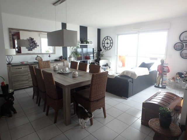 Vente  appartement Lanester - 3 chambres - 94 m²
