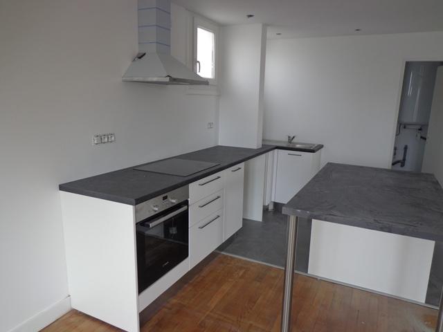 Vente  appartement Lorient - 2 chambres - 58 m²