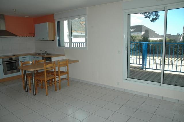 Vente  maison Larmor-Plage - 3 chambres - 95 m²