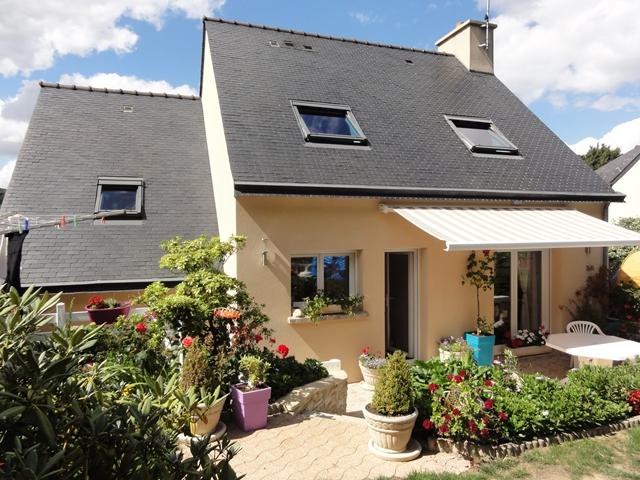 Vente  maison Hennebont - 4 chambres - 91 m²