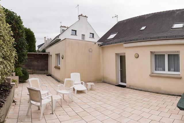 Vente  maison Lorient - 5 chambres/6 possibles - 162 m²